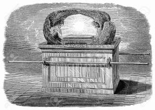 39251378-an-engraved-vintage-illustration-image-of-the-ark-of-the-covenant-of-the-old-testament-bible-from-a-