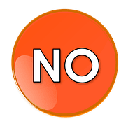 sign - Yes button
